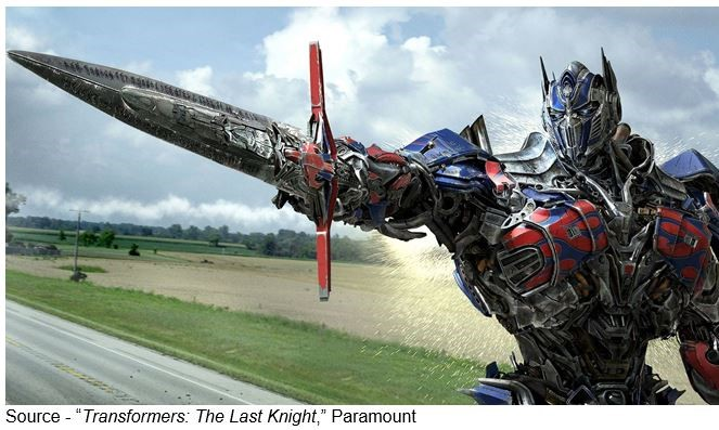 Transformer: The Last Night