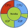 Nvidia owned the AMD chipset business