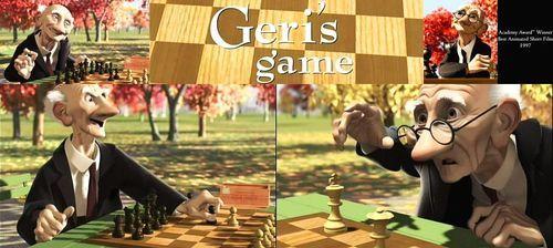 Figure 4: Pixar's Geri's Game, circa 1997