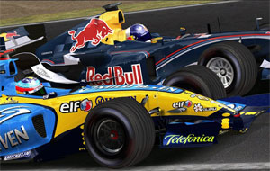 Figure 1. F1 2005. (Source: rFactor Central)