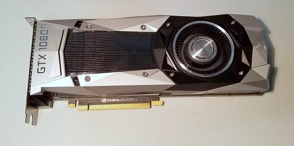 Nvidia's GTX 1080Ti