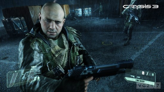 A NEW STANDARD: Crysis 3 brings stunning image quality and a pretty good story (Electronic Arts)