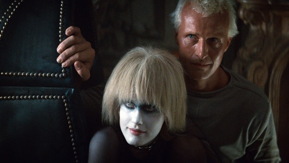 PRIS AND ROY are androids you'd like to know better.