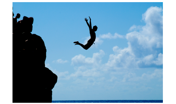 How would you live your life differently if you had nothing to fear? – Anonymous