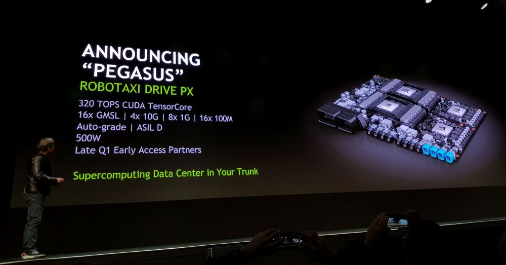 Nvidia's Xavier is the harbinger of the furture | Jon Peddie Research